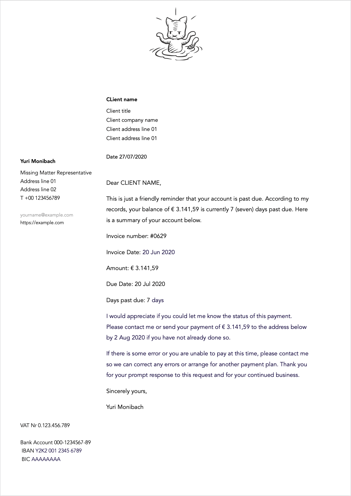 Past Due Letter To Customer from d33wubrfki0l68.cloudfront.net