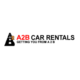 A2B Car Rental logo