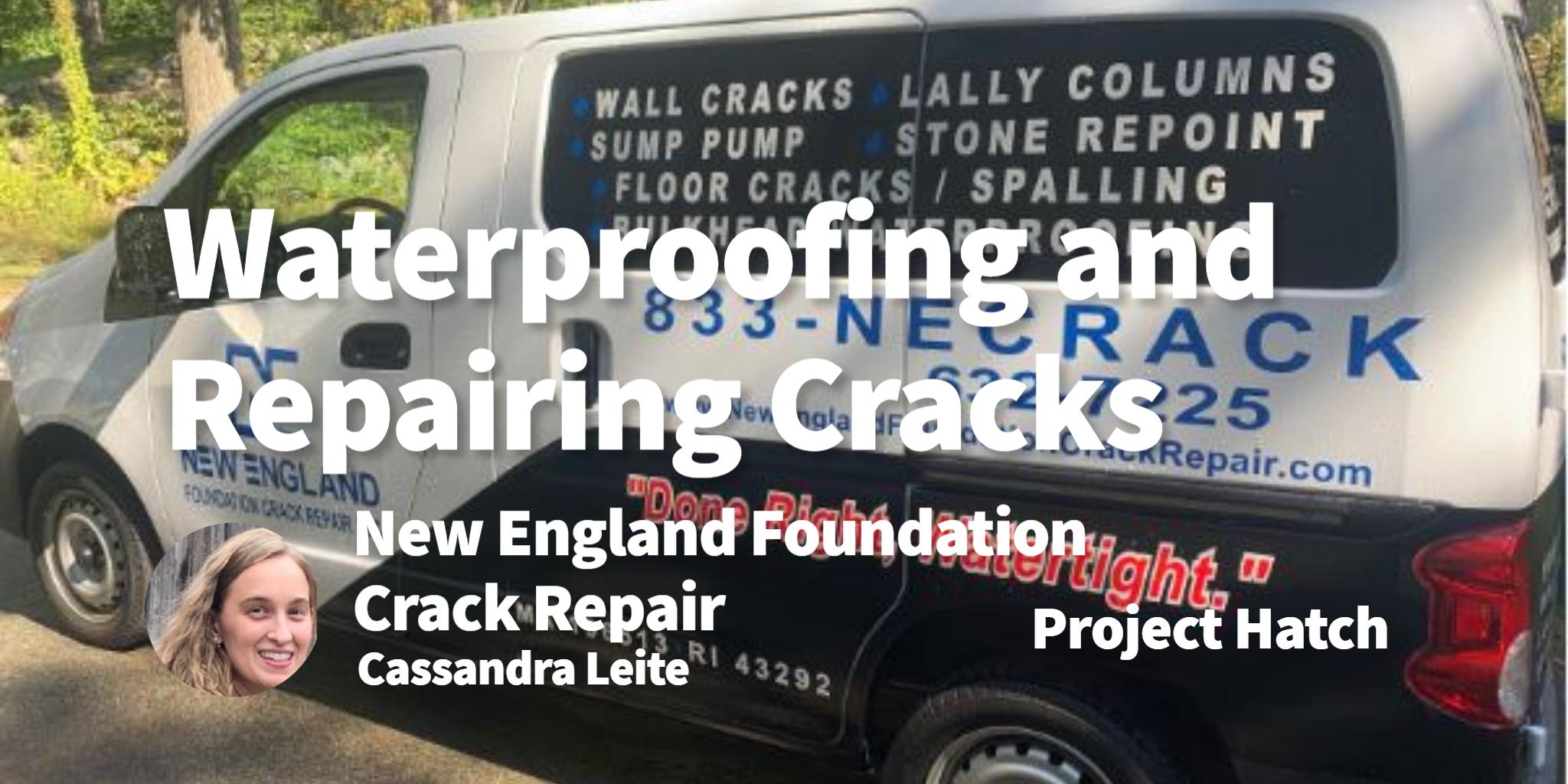 New England Foundation Crack Repair Cassandra Leite