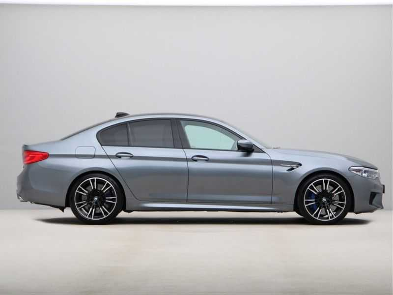 BMW M5 Sedan afbeelding 4