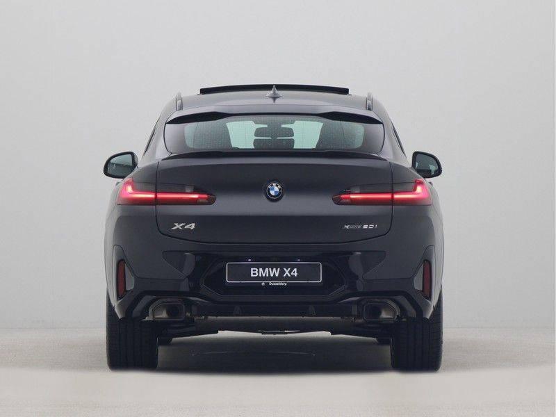 BMW X4 xDrive20i M Sport Edition afbeelding 10