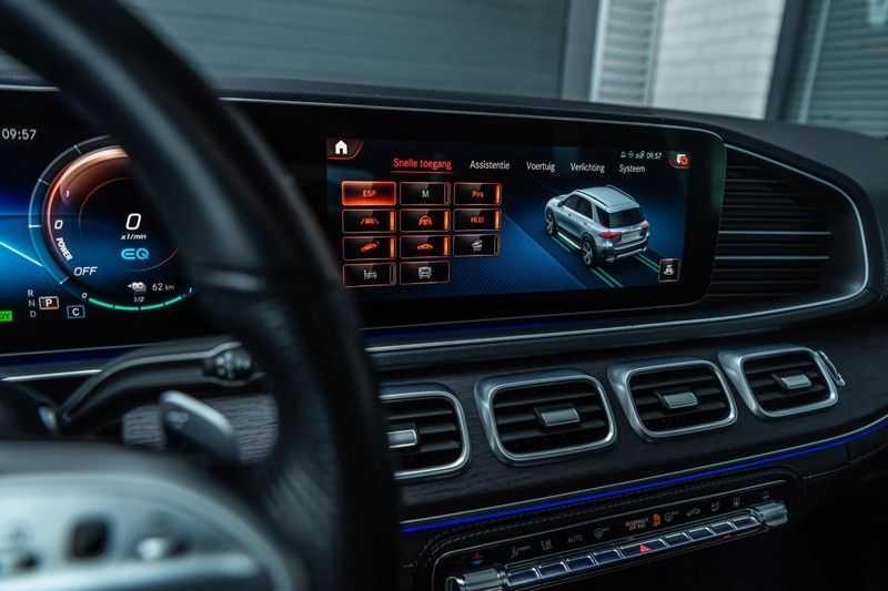 Mercedes-Benz GLE 350 de 4MATIC Premium Plus, 320 PK, AMG/In/Exterieur, Pano/Dak, Massage, Standkachel, Head/Up, BTW, 2020! afbeelding 21