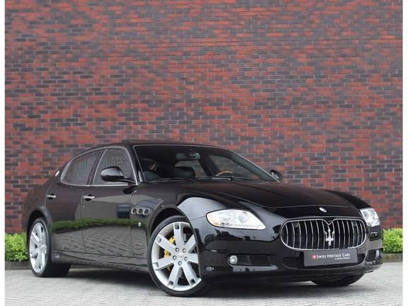 Maserati Quattroporte 4.7 S Executive GT *Navi*Cruise Control*BTW*