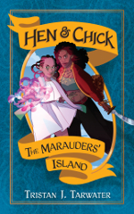 The Marauders' Island cover