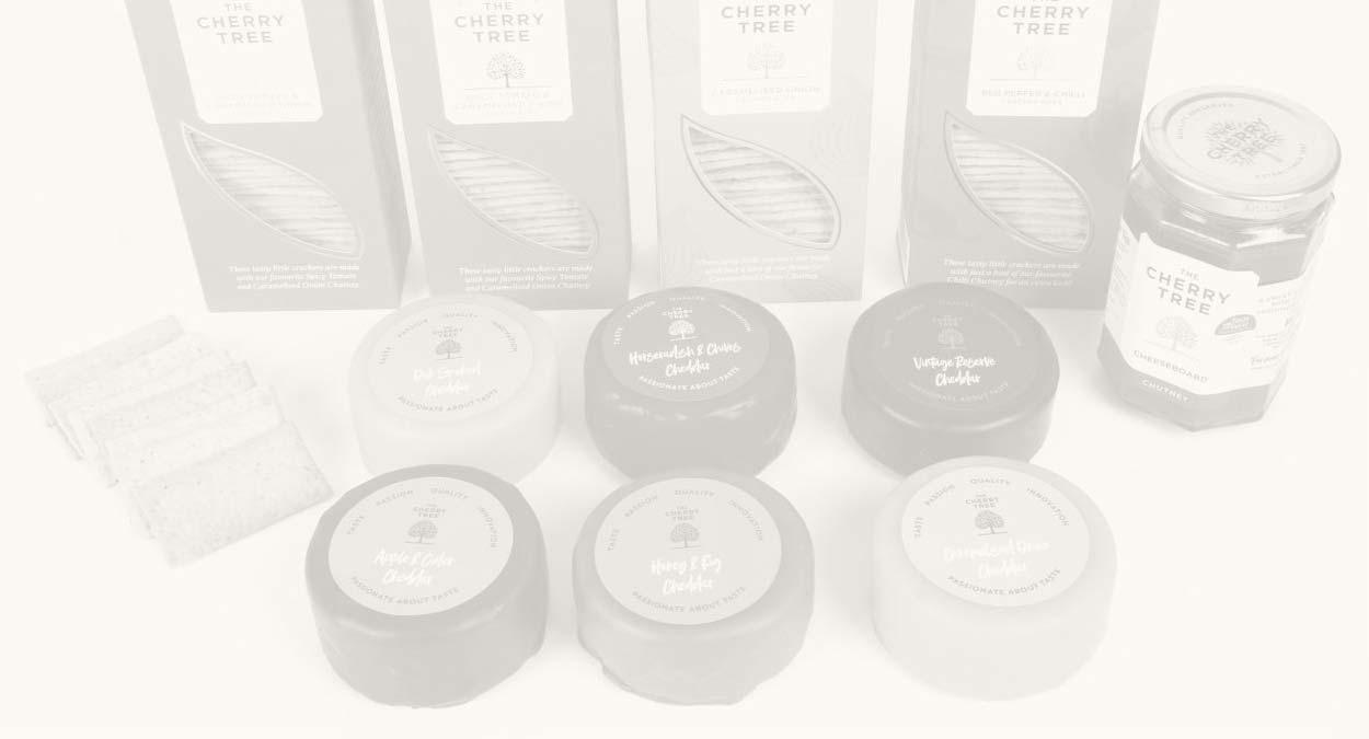 The Cherry Tree product range