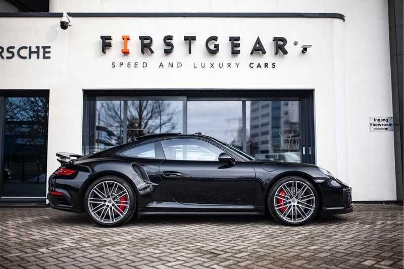 "Porsche 911 991 MKII 3.8 Turbo *Schuifdak / 20"" / BOSE / Sport Chrono / PDLS+ / Liftsysteem* afbeelding 7"
