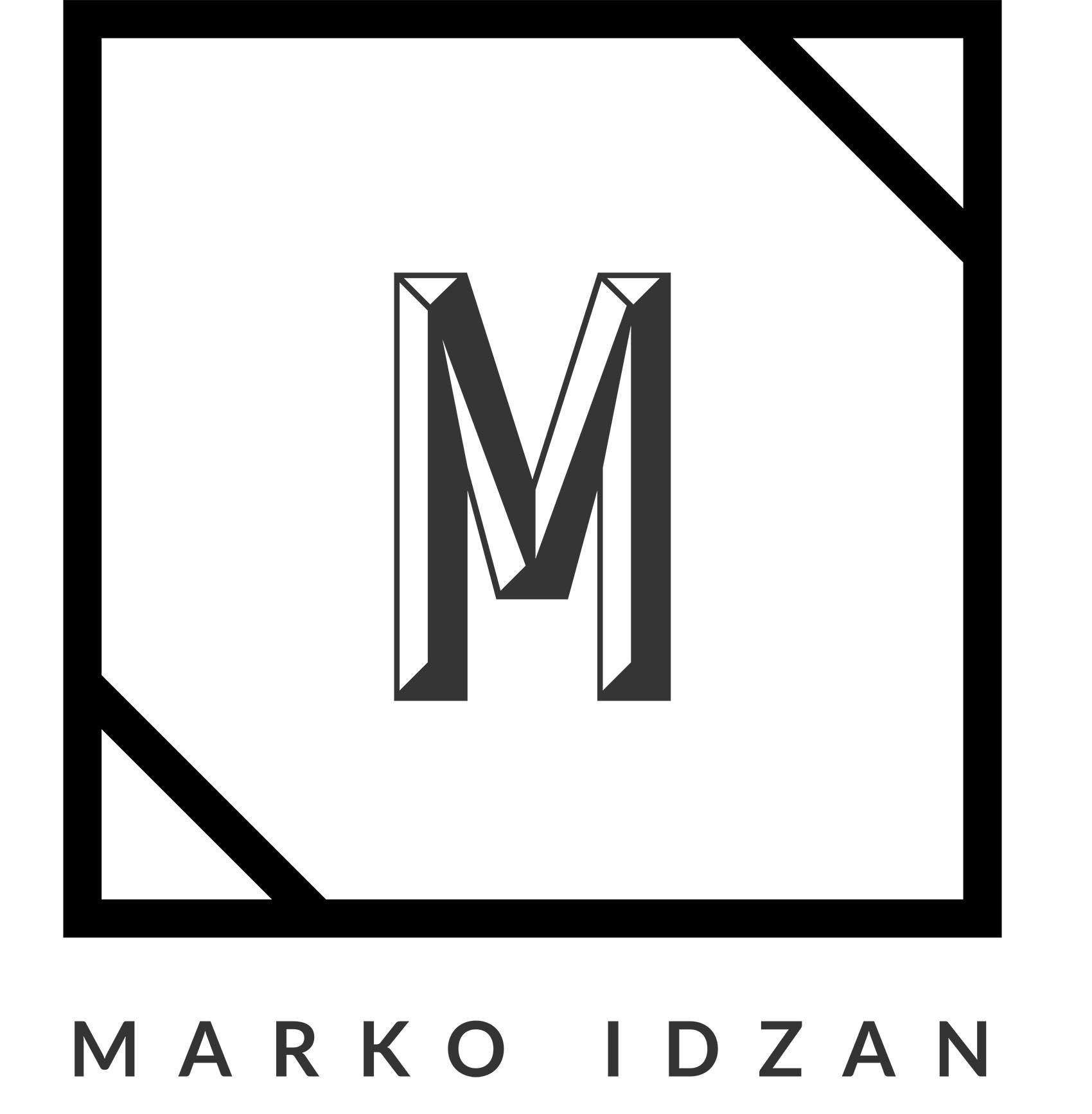 Marko Idzan Official Logo Design