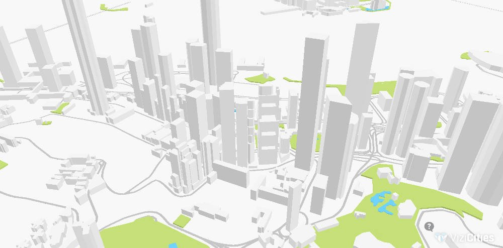 Vizicities Screenshot