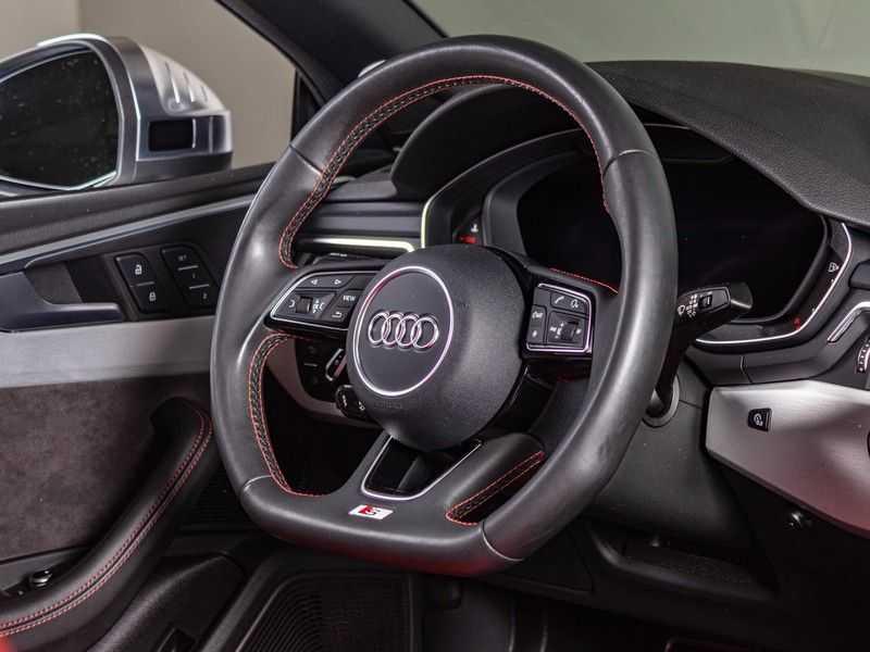 Audi A5 Cabriolet 3.0 TFSI S5 quattro Pro Line Plus 354PK | Adapt.Cruise | Massage Stoelen | 360 Camera | afbeelding 22