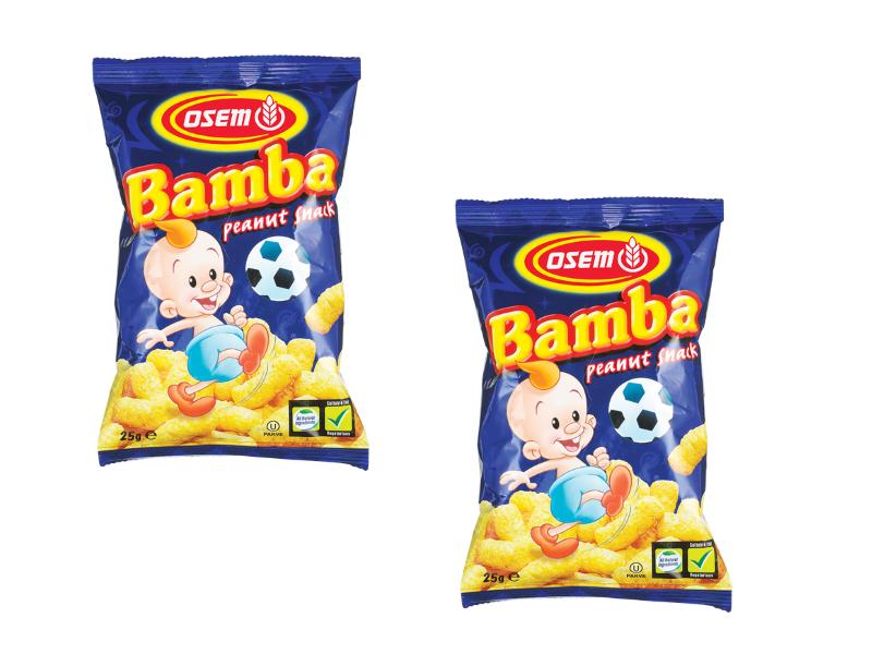 Osem Bamba (25g) Packets