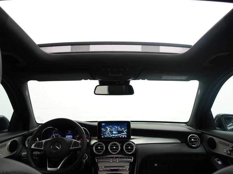 Mercedes-Benz GLC 250 4MATIC 211PK AMG Edition, Panoramdak, Leer, 48dkm ! afbeelding 8