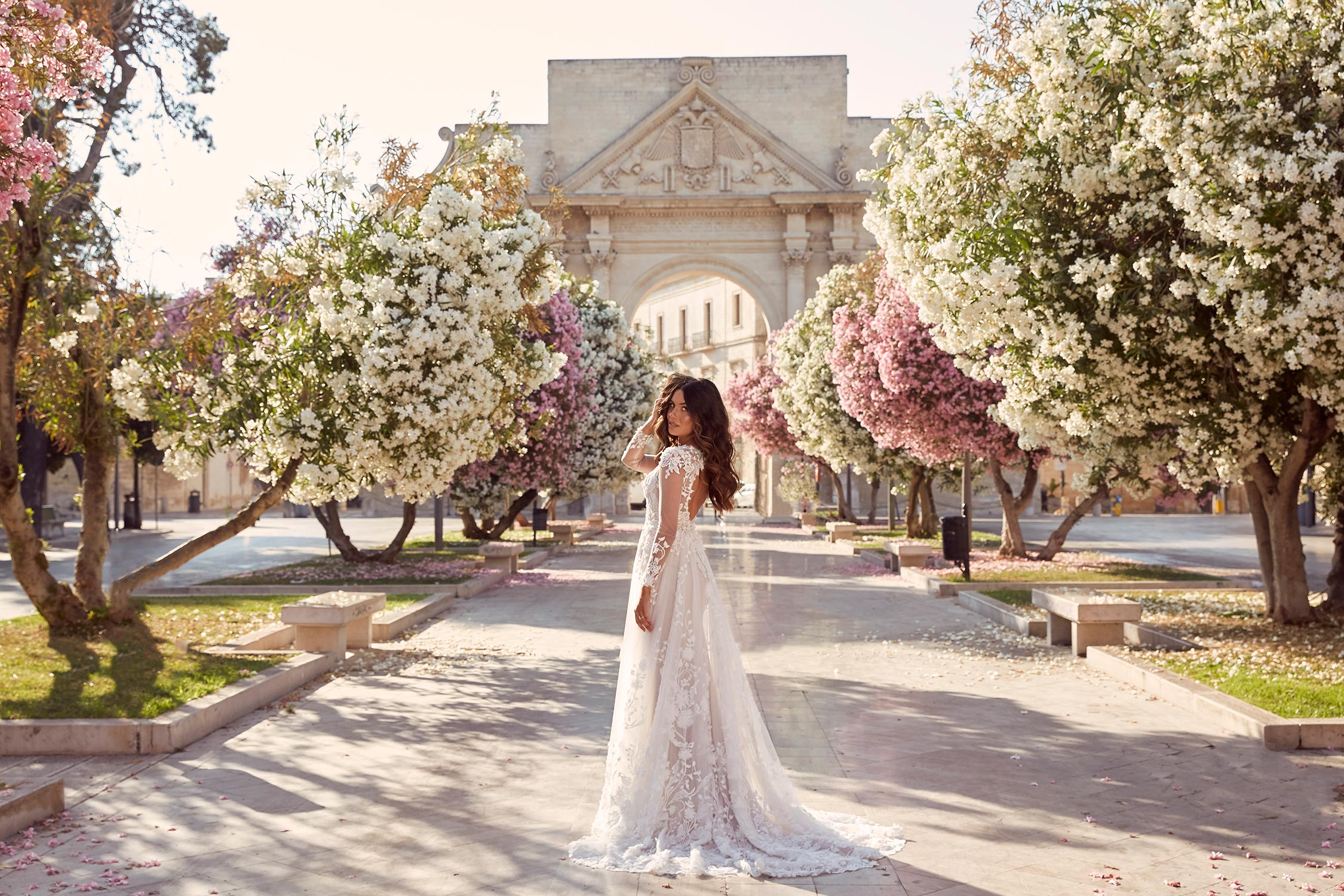 Blush Ely Cambridge Wedding Dress Gallery