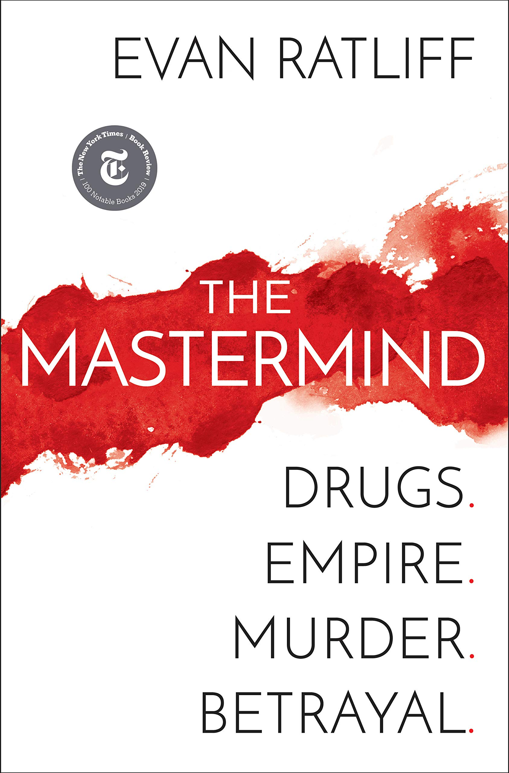 The cover of The Mastermind