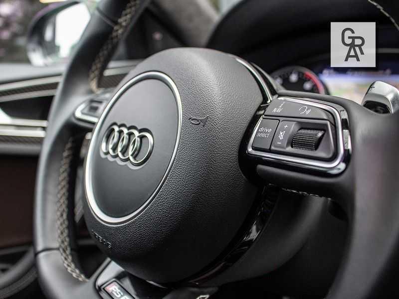 Audi RS6 Avant 4.0 TFSI RS6 PERFORMANCE | KERAMISCH | CARBON | EXCLUSIVE | MILLTEK afbeelding 14