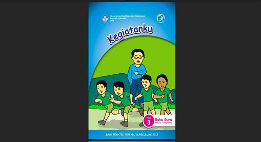 Buku Guru Kelas 1 Tema 3 Kegiatanku Tunagrahita