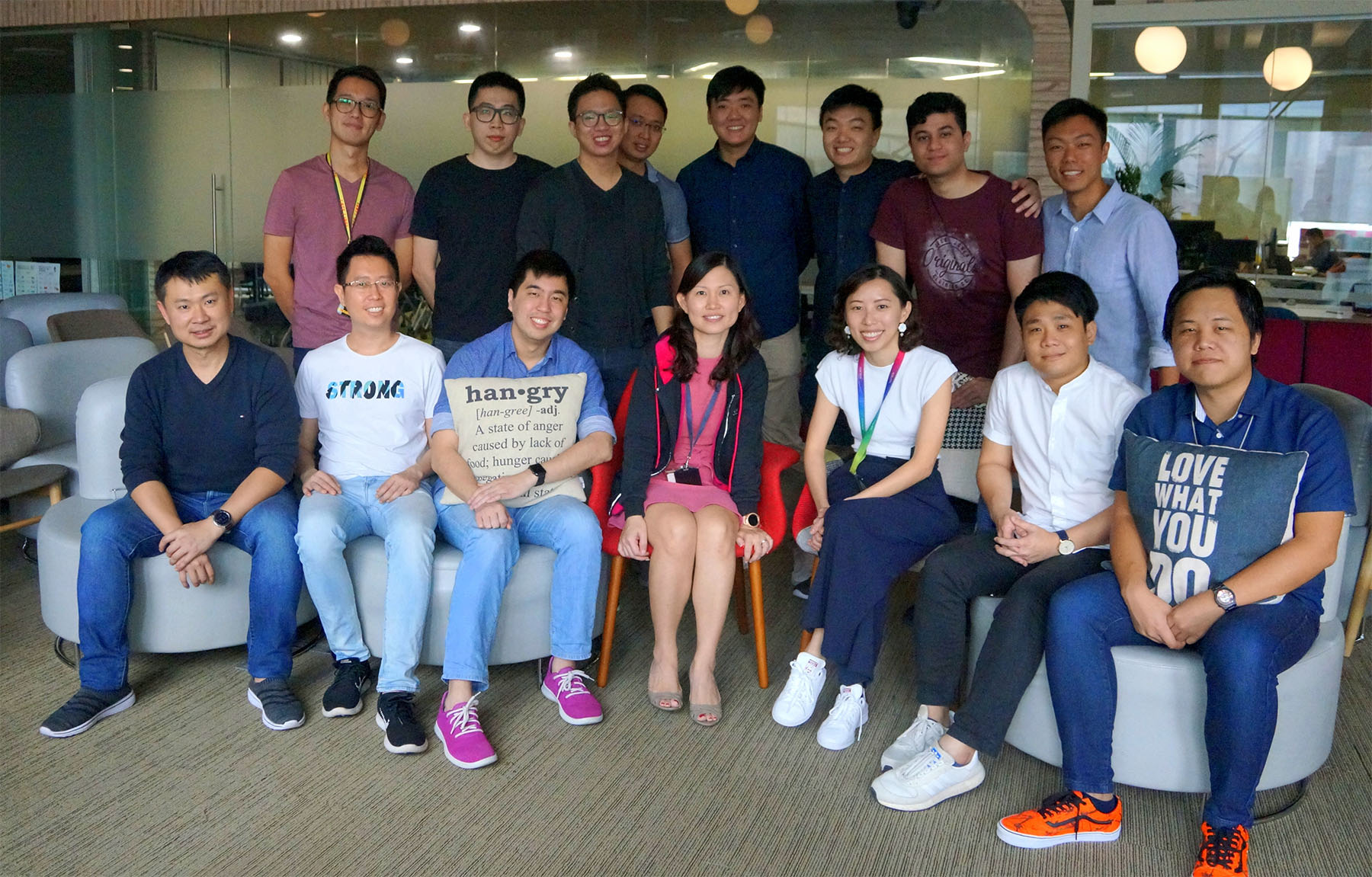 The GovTech MaskGoWhere team