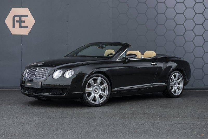 Bentley Continental GT 6.0 W12 GTC Massage Stoelen + Verwarmde Stoelen + Cruise Control afbeelding 1