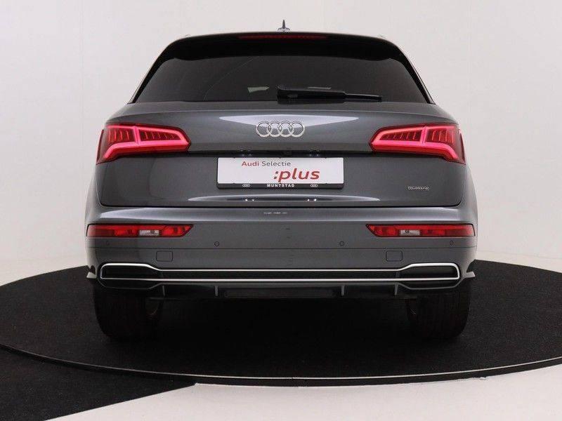 Audi Q5 50 TFSI e 299 pk quattro S edition   S-Line  Assistentiepakket City/Parking/Tour   360* Camera   Trekhaak wegklapbaar   Elektrisch verstelbare/verwambare voorstoelen   Adaptive Cruise Control   Verlengde fabrieksgarantie afbeelding 8