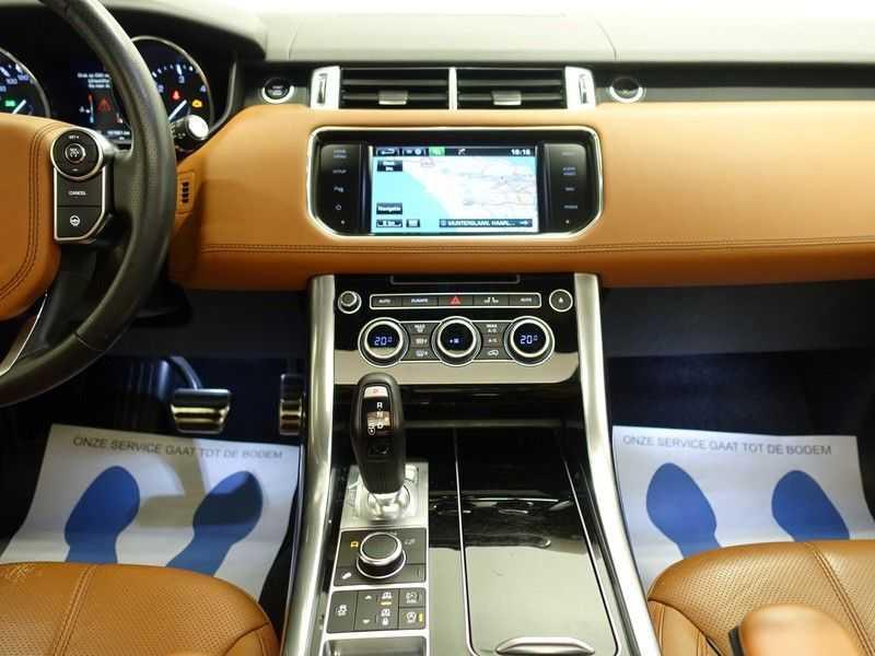 Land Rover Range Rover Sport 3.0 TDV6 259pk HSE Dynamic 7pers- Panoramadak, Leer, Softclose, Full afbeelding 3