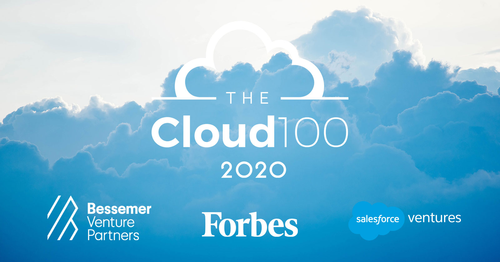 The Cloud 100 2020 Bessemer Venture Partners Forbes Salesforce Ventures