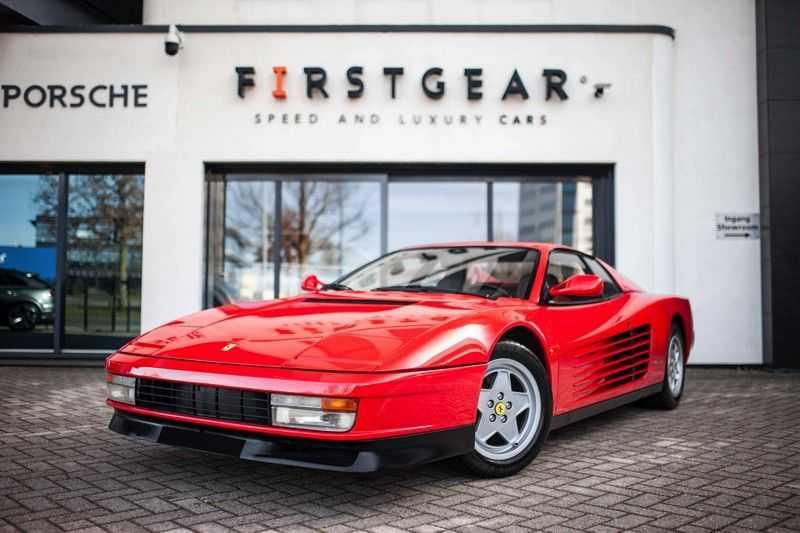 Ferrari Testarossa afbeelding 1