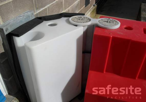 900mm flood barrier multi-hub