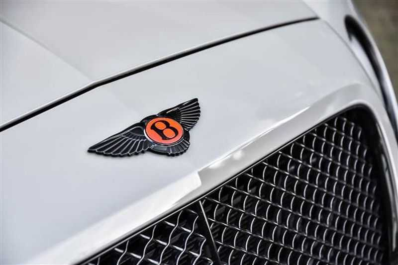 Bentley Continental GT SPEED SUPERSPORTS LOOK CARBON (635 PK) afbeelding 12