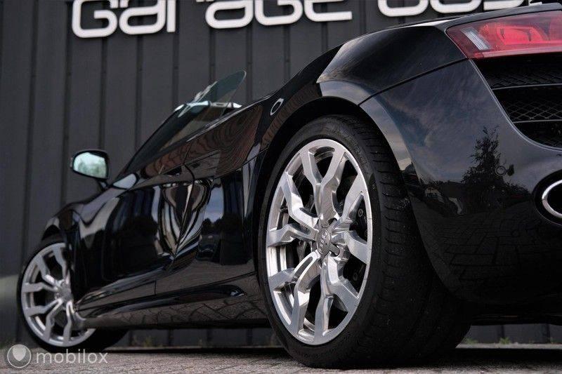 Audi R8 Spyder 5.2 V10 FSI   LED   B&O afbeelding 10