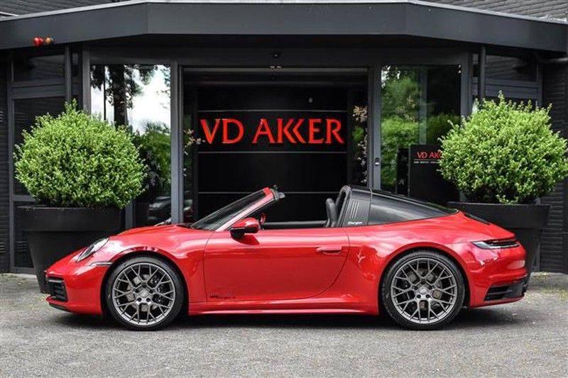 Porsche 911 TARGA 4 TOPVIEW+BOSE+MATRIX LED+ST.KOELING afbeelding 6