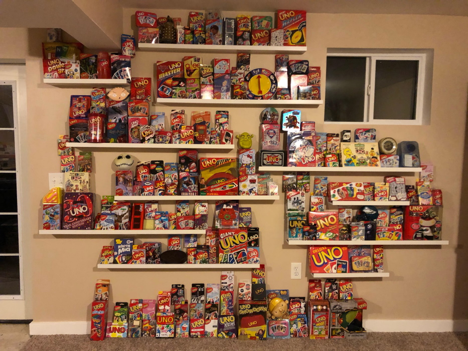 Cousins' Current Uno Collection