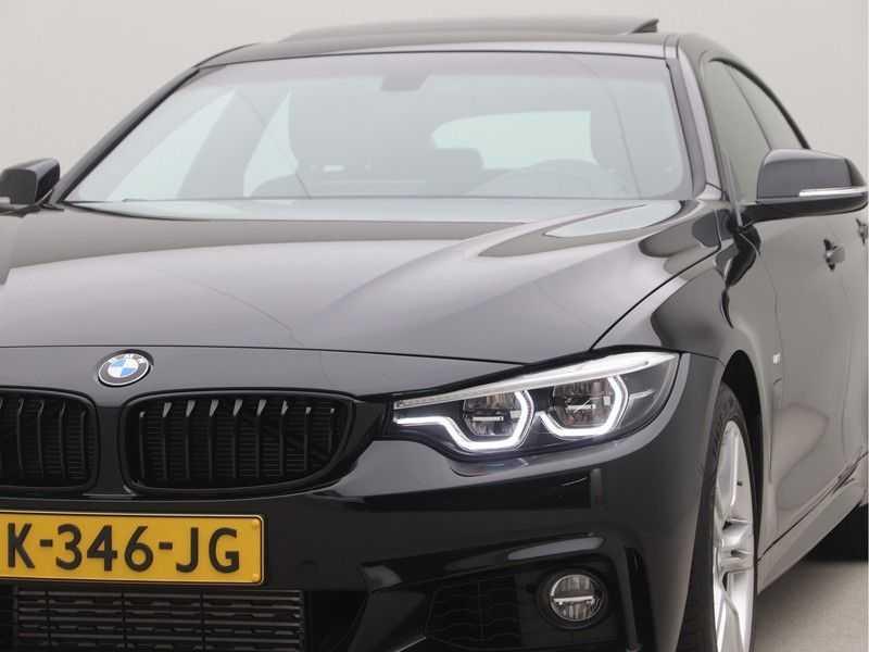 BMW 4 Serie Gran Coupé 418i High Executive M-Sport Automaat afbeelding 21