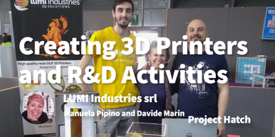 featured image thumbnail for post How We Started Our 3D Printers and R&D Activities to Improve People's Way of Work