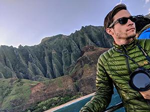 Ben Crop Photographer in Hawaii