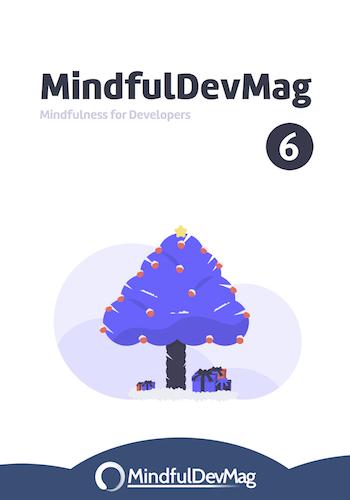 MindfulDevMag Cover Issue #6