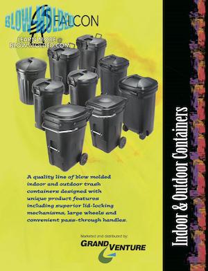 Falcon Plastics Lawn & Garden 2003 Catalog.pdf preview