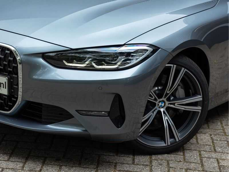 BMW 4 Serie Coupé 430i High Executive - Dak - Camera - Harman Kardon afbeelding 6