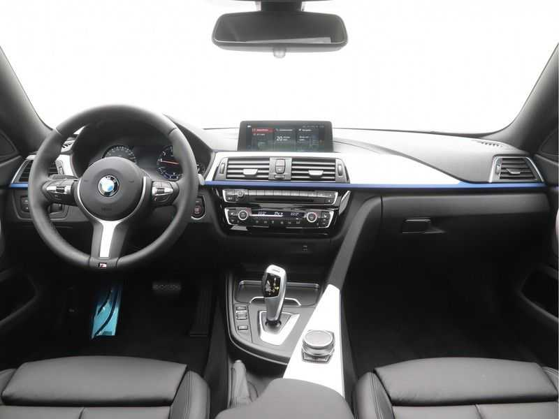 BMW 4 Serie Gran Coupé 418i Executive Edition afbeelding 12