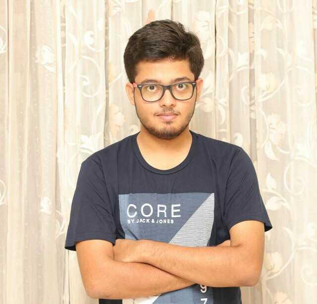 Aaditya Menon's photo