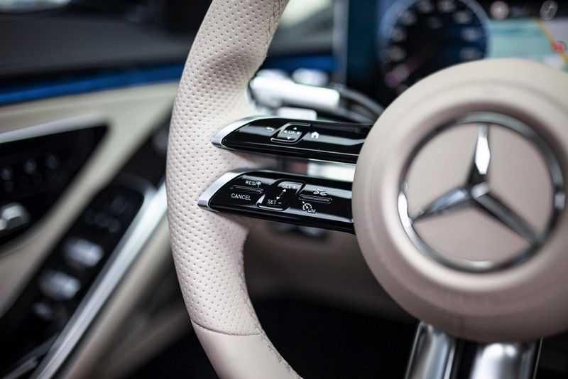 "Mercedes-Benz S-Klasse 500 4Matic Lang AMG *Pano / 3D Burmester / HUD / Distronic / 21"" / 3D Display* afbeelding 20"