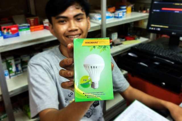 Energy Saving Bulbs - Saving the planet starts from saving energy.
