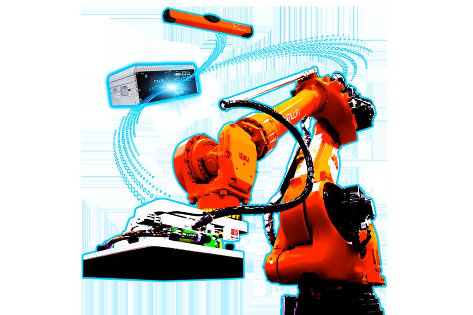 MujinRobotシリーズ見学会