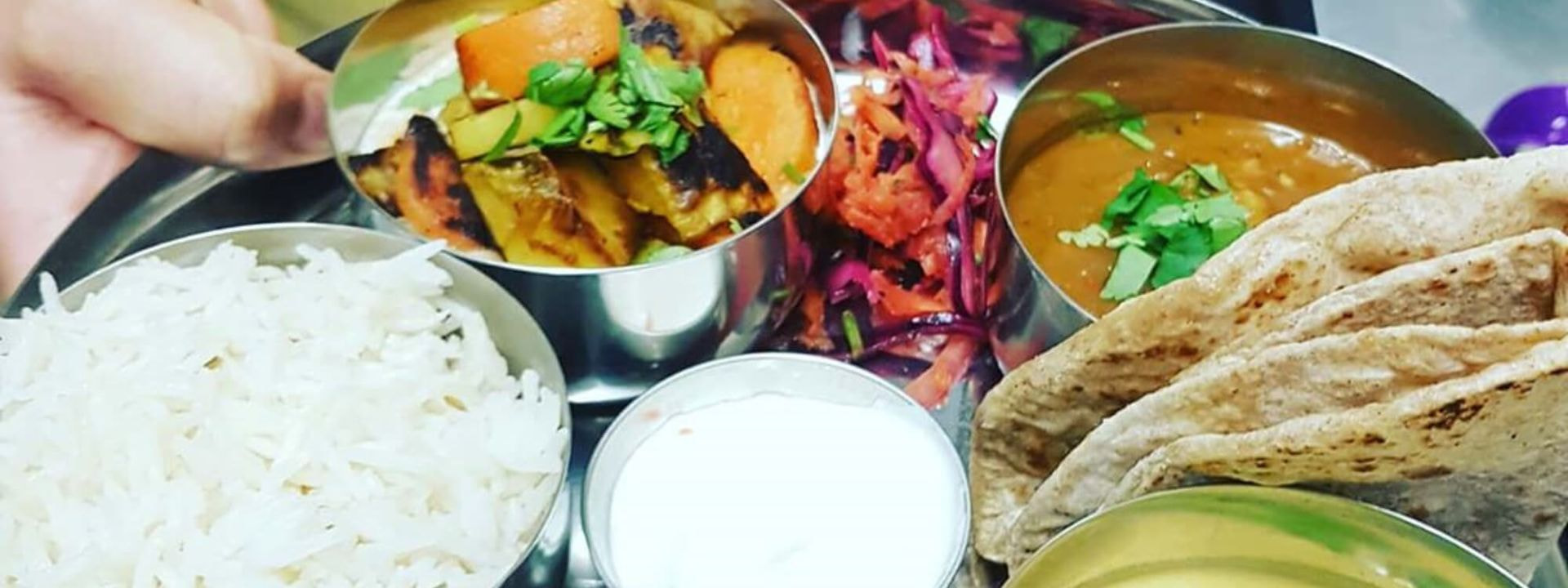 Food from Manjit's Kitchen