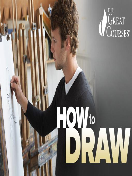Great Courses: How to draw