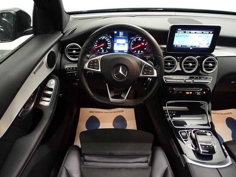 Mercedes-Benz GLC 250D 4MATIC 9G- AMG Night Edition, Pano, Rijassistentiepakket,Leer, Full afbeelding 15