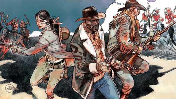 HQ Deadwood Dick de Joe Lansdale