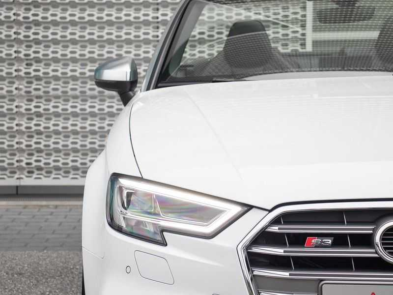 Audi A3 cabriolet 2.0 TFSI S3 quattro | B&O Sound | Adapt.Cruise | Dynamic RED | Stoelverwarming | LED | Climate-control | afbeelding 5