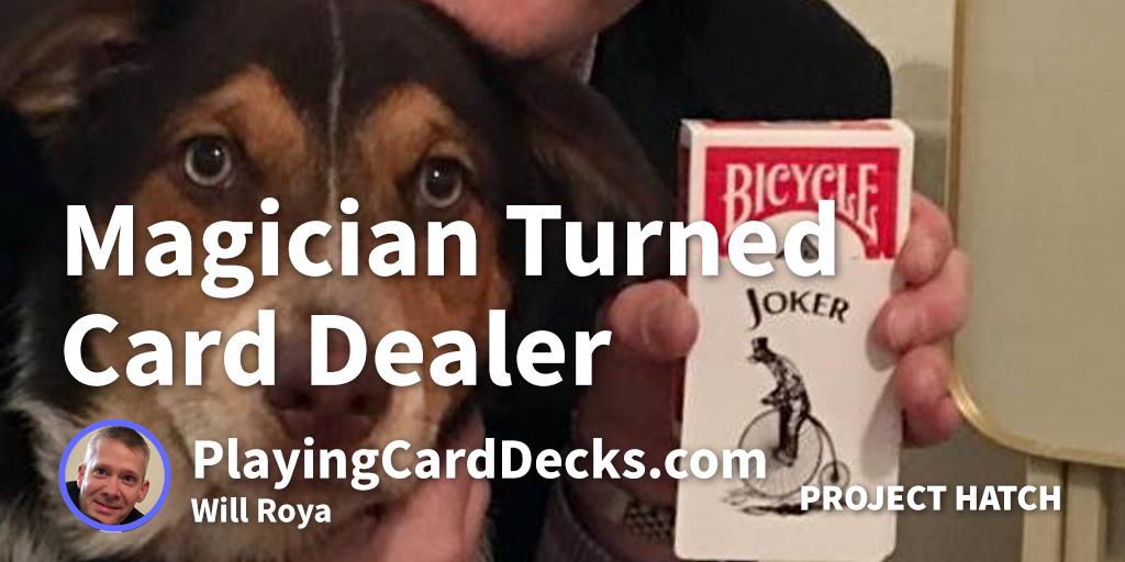 Will Roya Playing Card Decks