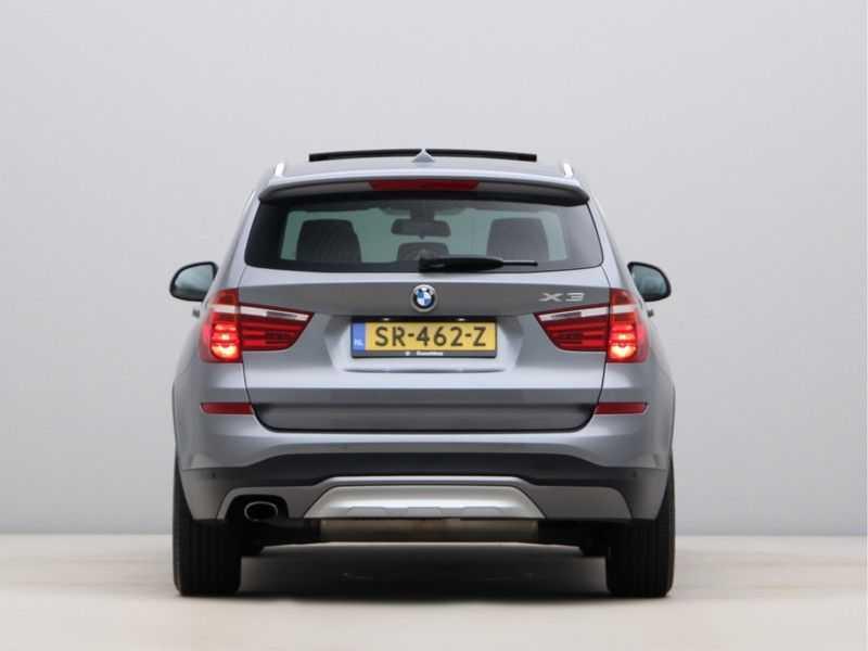 BMW X3 xDrive20i Exe X-Line Aut. afbeelding 9