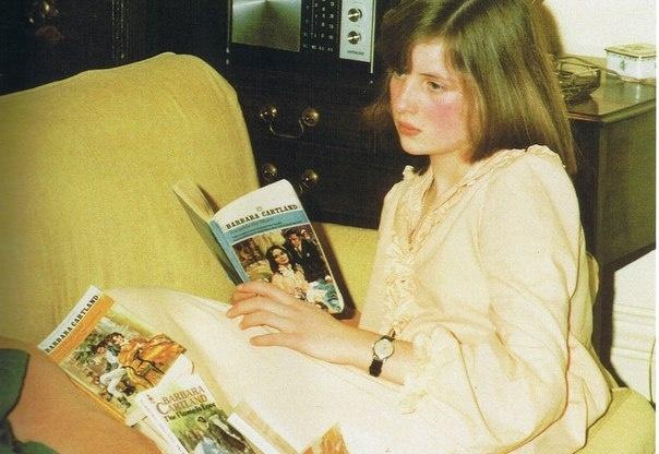Диана Спенсер, будущая принцесса Уэльская, любила книги Барбары Картленд. Источник: wikimedia.org