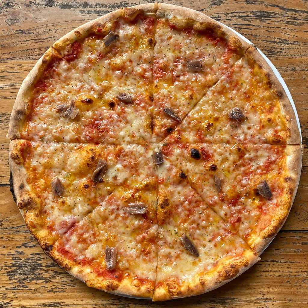 pizza: napoli